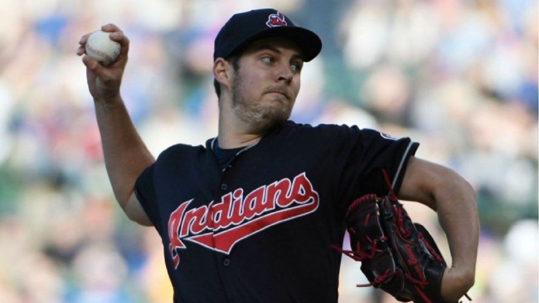 A college student is accusing Cleveland Indians pitcher Trevor Bauer of harassment over Twitter.