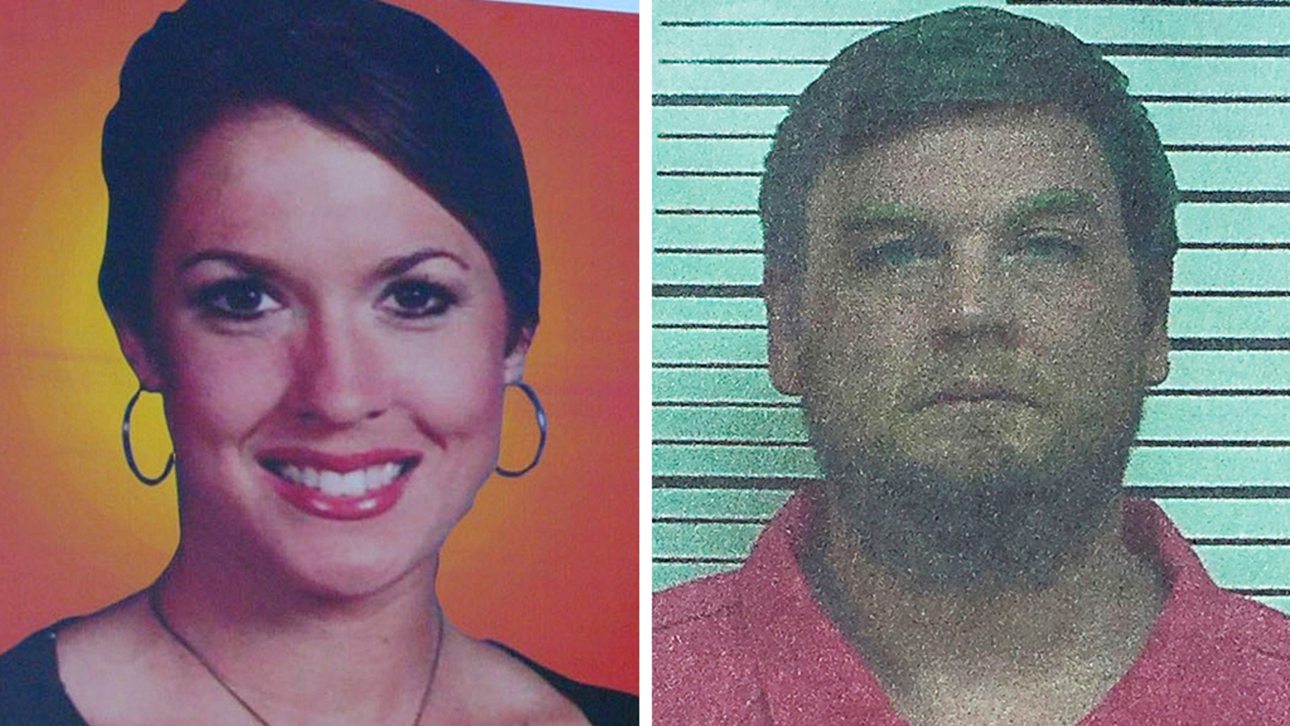 Bo Dukes, right, had been charged with helping dispose of the body of onetime beauty queen Tara Grinstead, who vanished from her home in the southwest Georgia town of Ocilla in 2005. He is being sought on rape charges from New Year's Day. (AP)