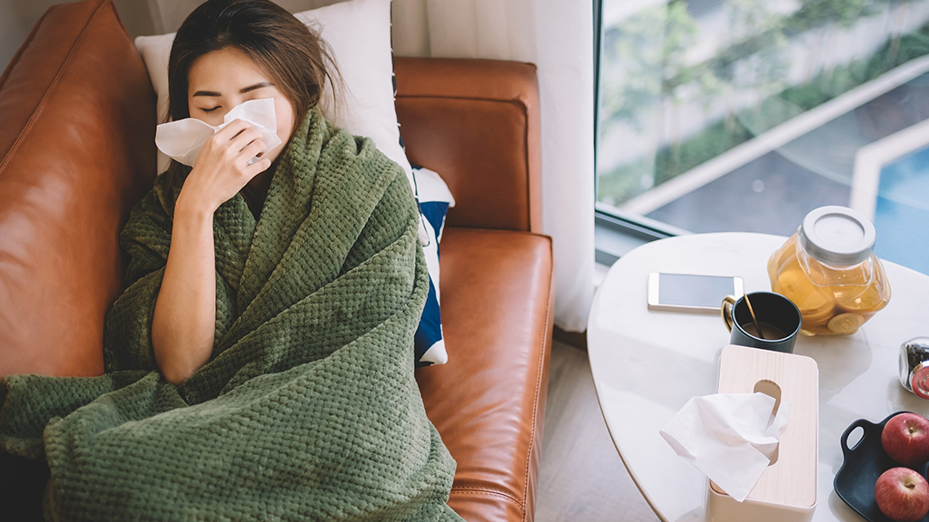 A company that sells used fabrics to allow consumers to decide when they get sick has reportedly been sold online for months.