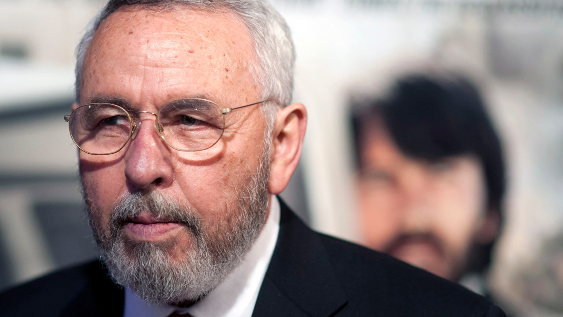 "Tony Mendez was portrayed by Ben Affleck in the 2012 film ""Argo."" (AP Photo/Cliff Owen, File)"