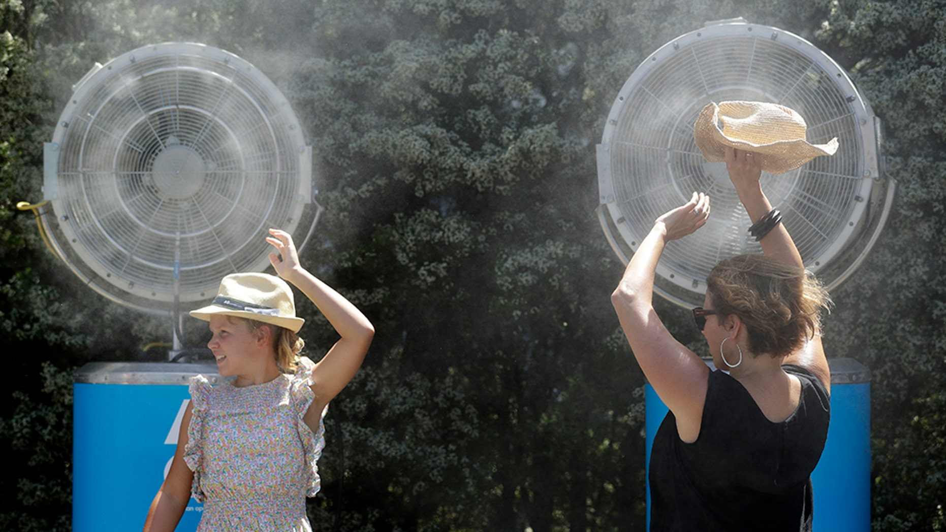 The past 4 days have been Australia's top 10 warmest days on record—and the trend looks like continuing through the weekend, according to forecasters.