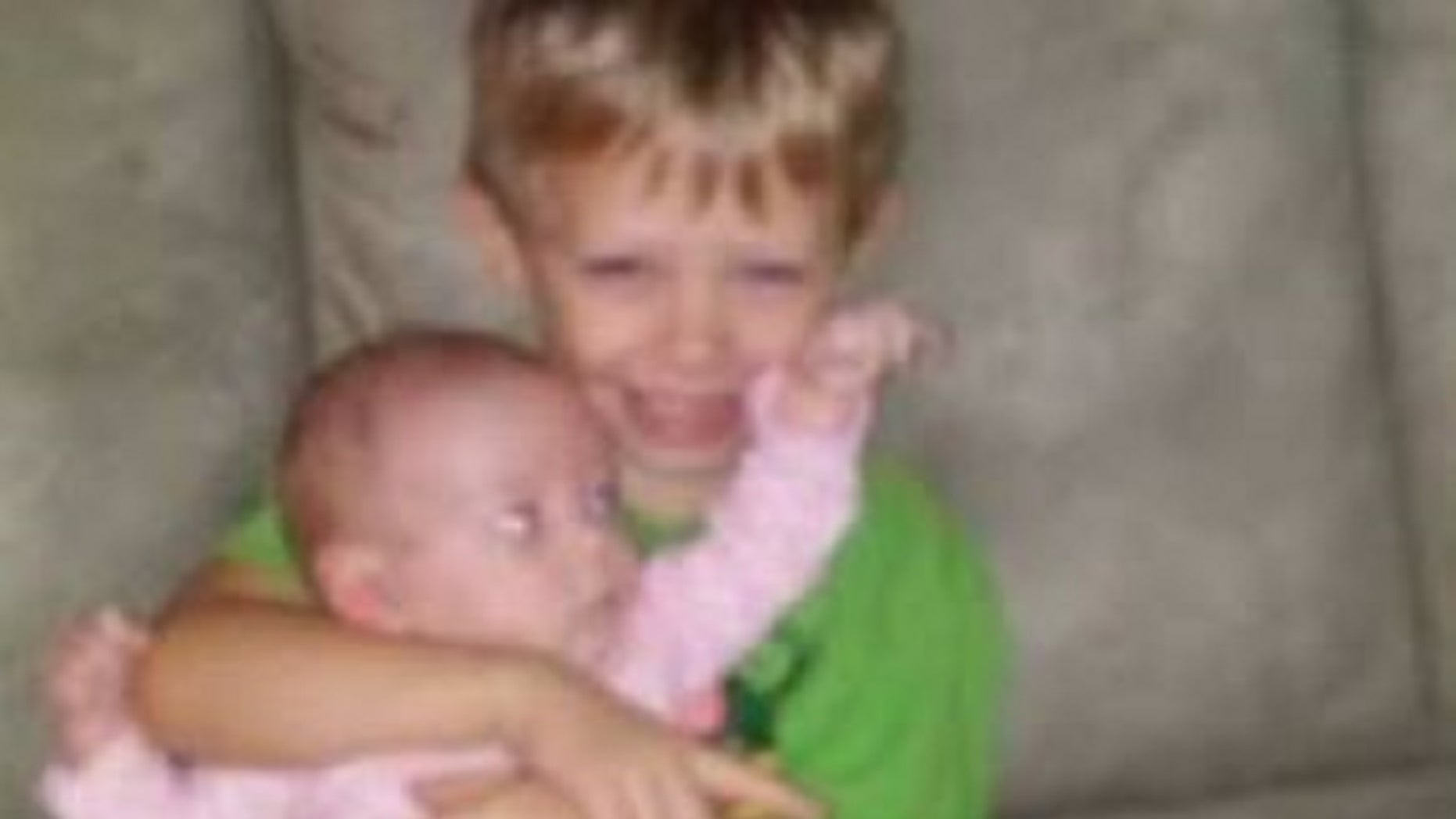 Kayleigh, 1, and 6-year-old Dalton have been identified by family members as two of three children dead from climbing in a freezer.