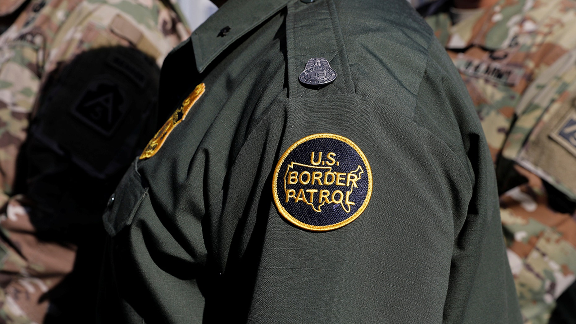 Two people died after being ejected from a van being used in a suspected smuggling operation involved in a chase with U.S Border Patrol agents in New Mexico, according to officials.