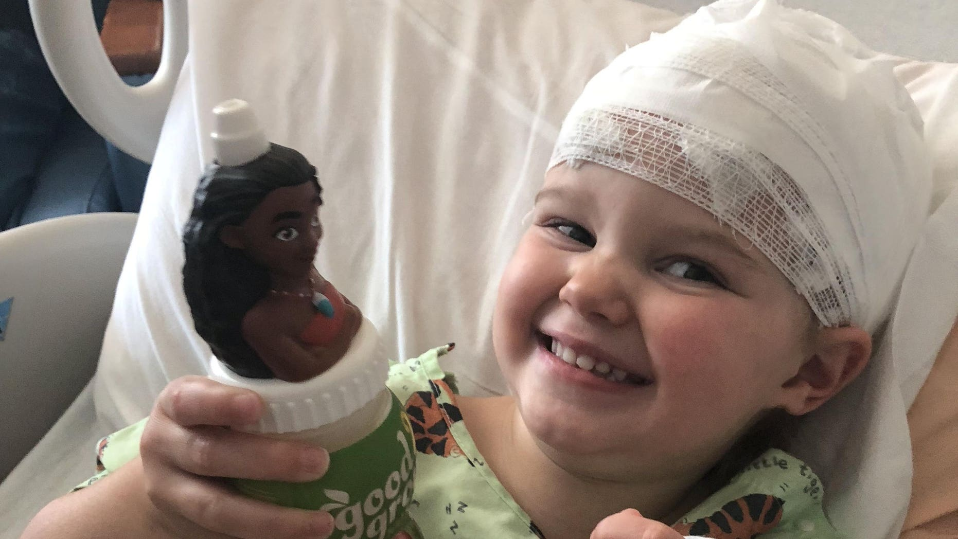When Grace lost her ability to walk and her speech, wholeheartedly, to single syllables, neurologists suspected she was suffering from autoimmune encephalitis.