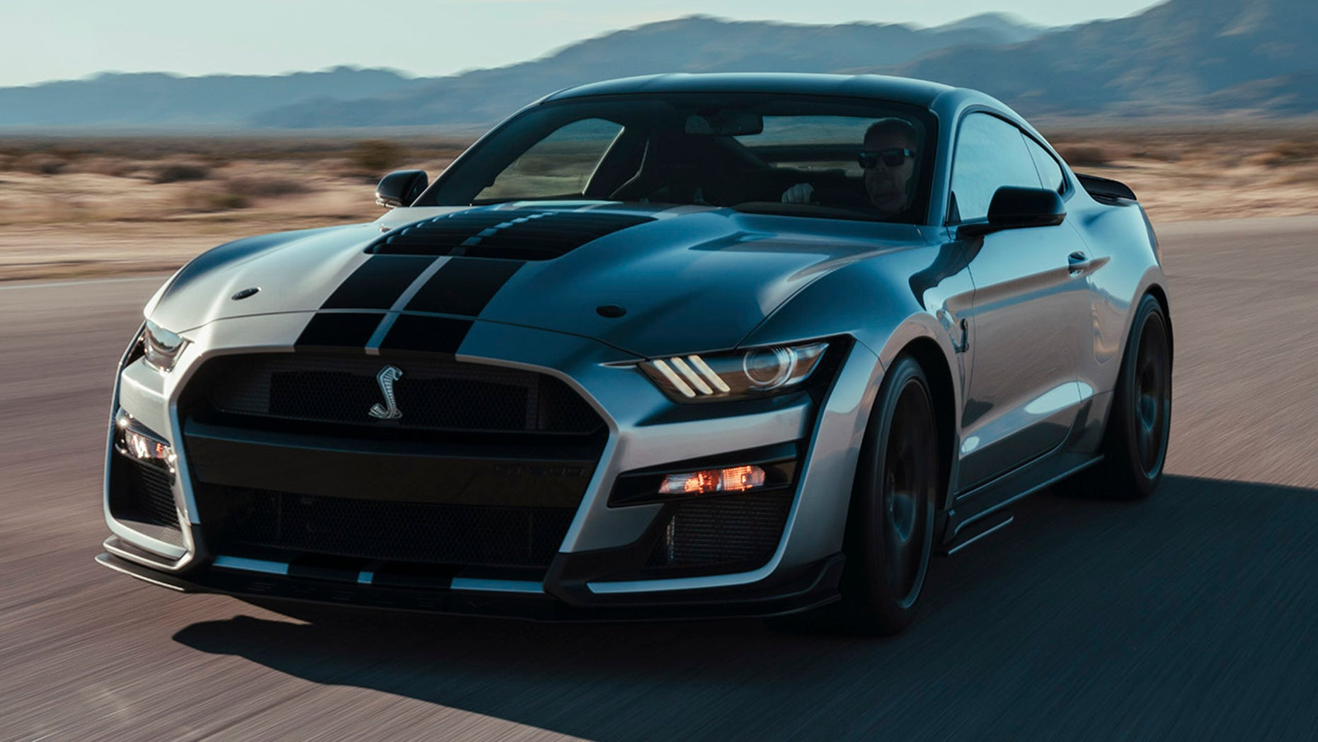 the 2020 ford mustang shelby gt500 is the most-powerful