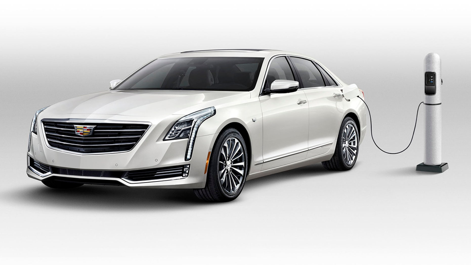 The Cadillac Ct6 Plug In Hybrid Was Discontinued After Two Model Years