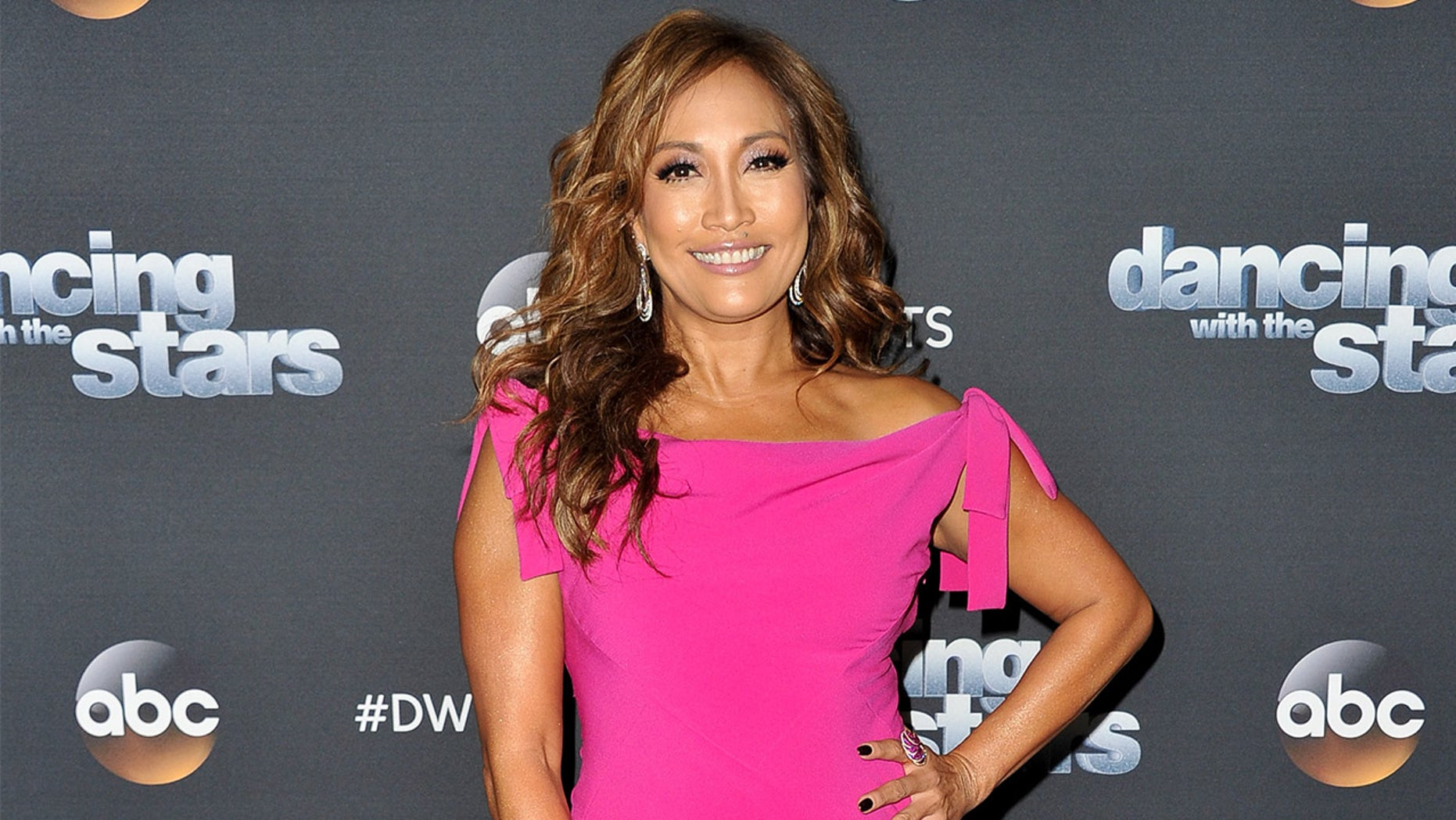 Carrie Ann Inaba has formally joined