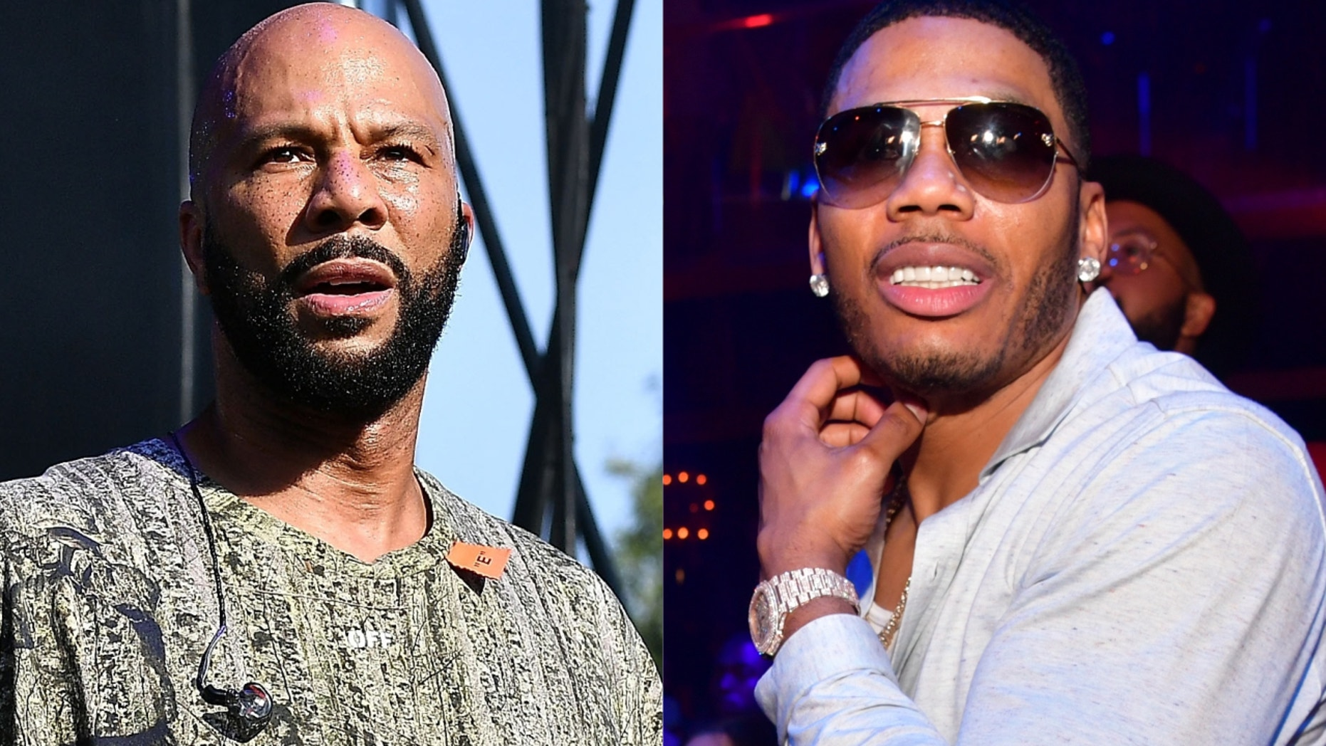Common and Nelly