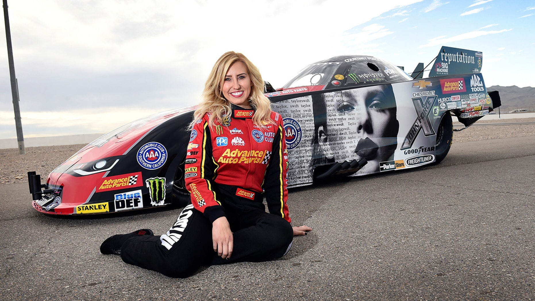 Images Courtney Force