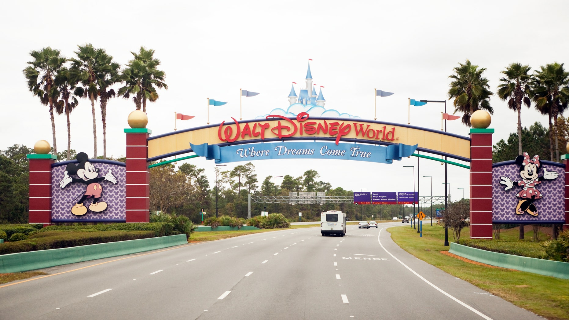 A spokesman for Disney said that the company is not aware of anyone else becoming ill.