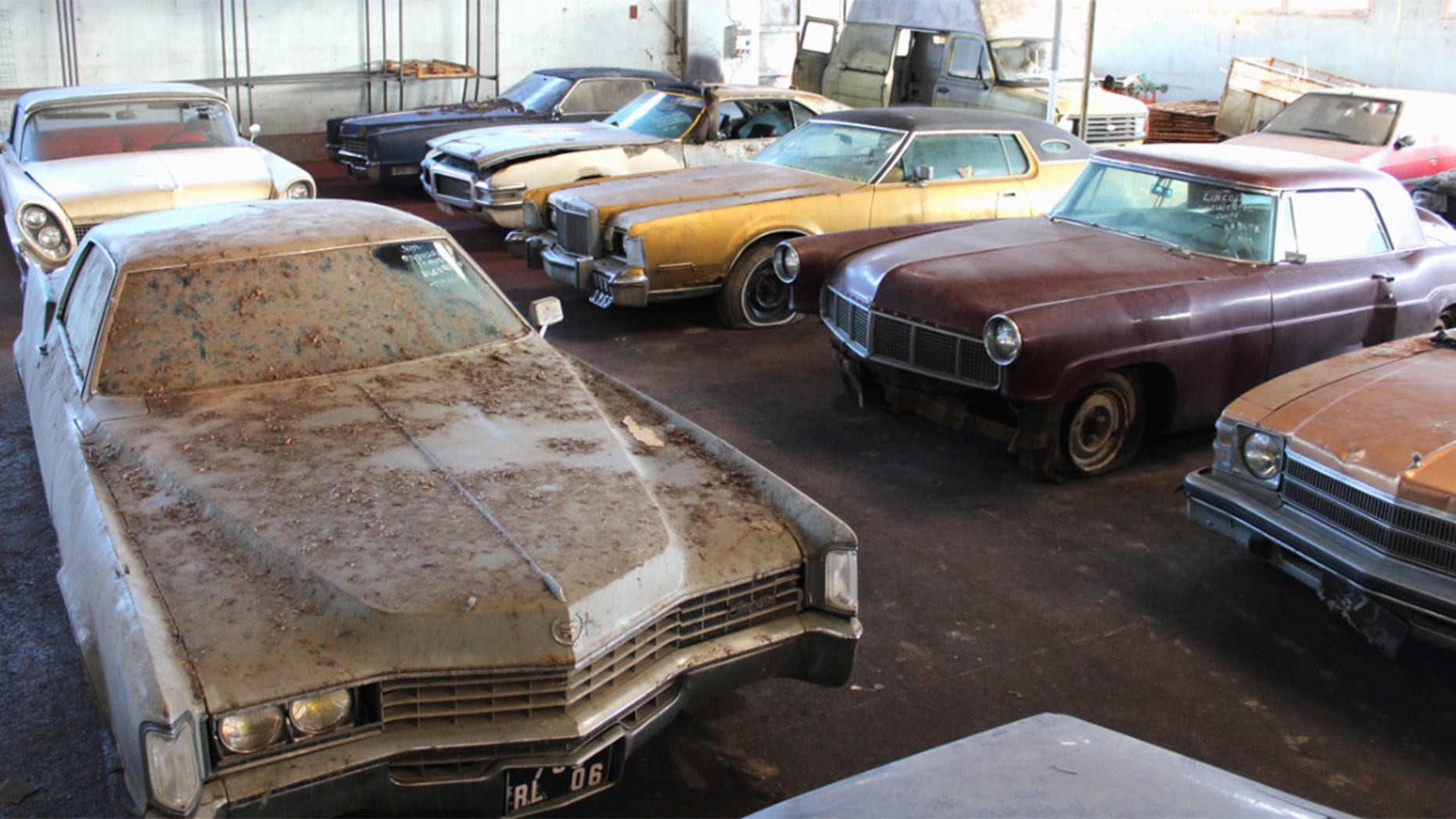 Barn Find Cars >> Amazing Collection Of 81 Barn Find Cars Is Worth A Fortune Fox News