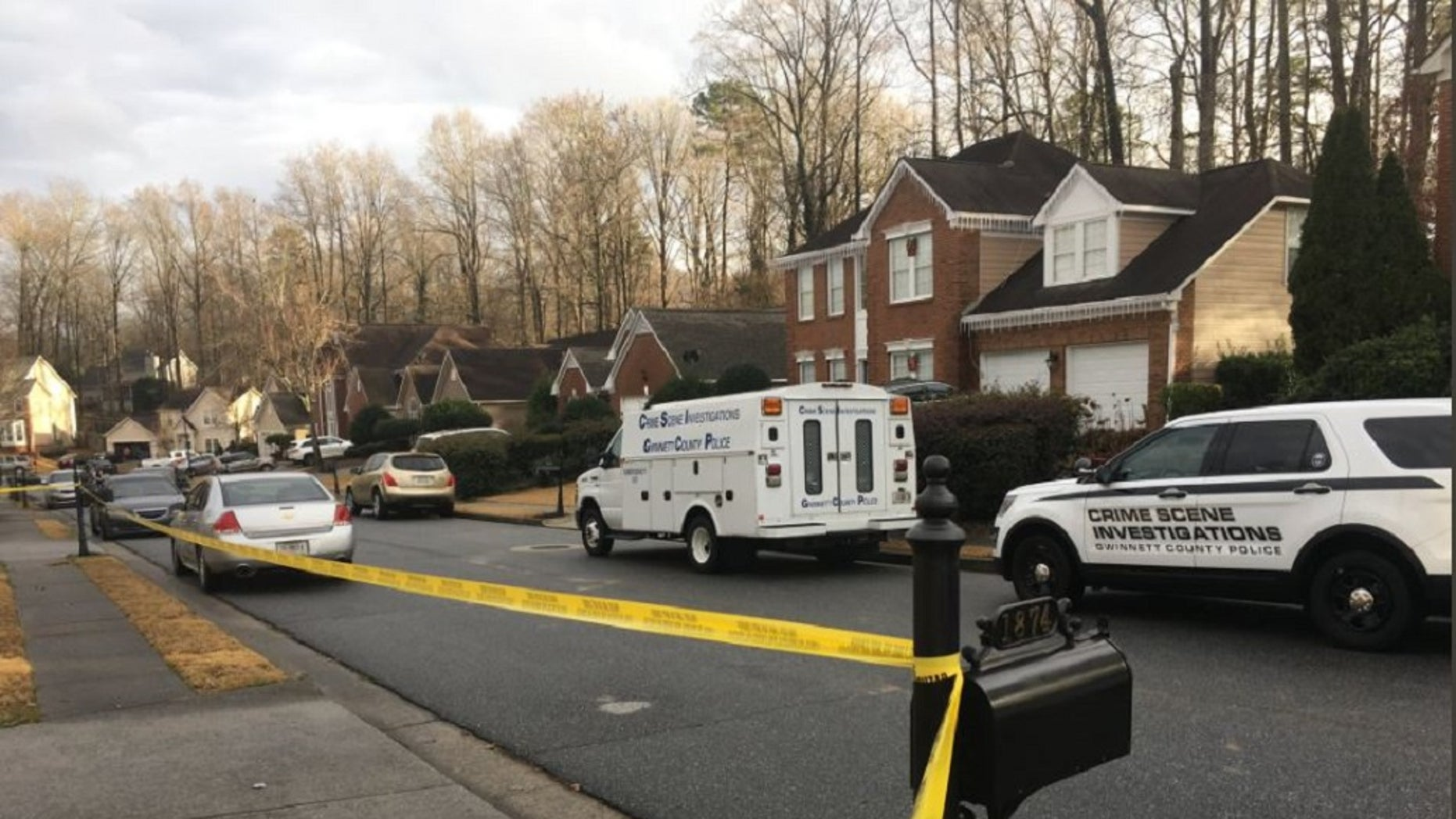 Police in Gwinnett County are investigating the deaths of two teens.