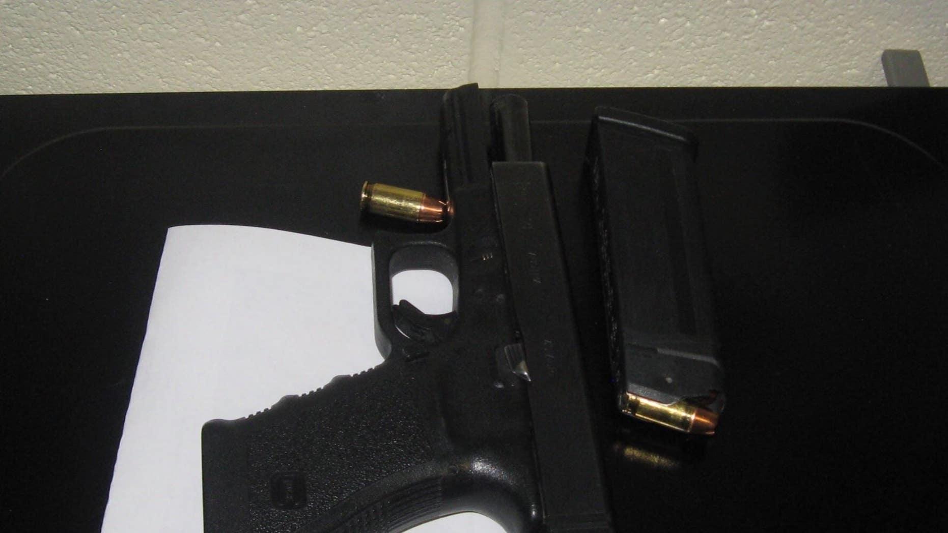 Gun seized from 6-year-old kindergartner walking into school