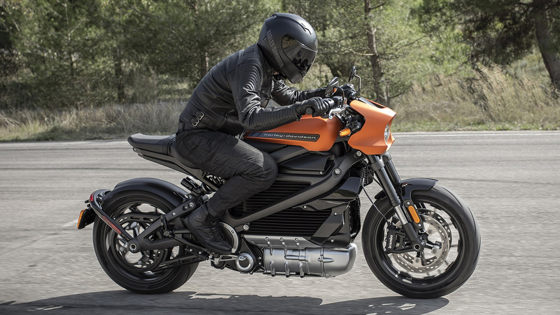 Harley-Davidson just made its first electric motorcycle available for pre-order