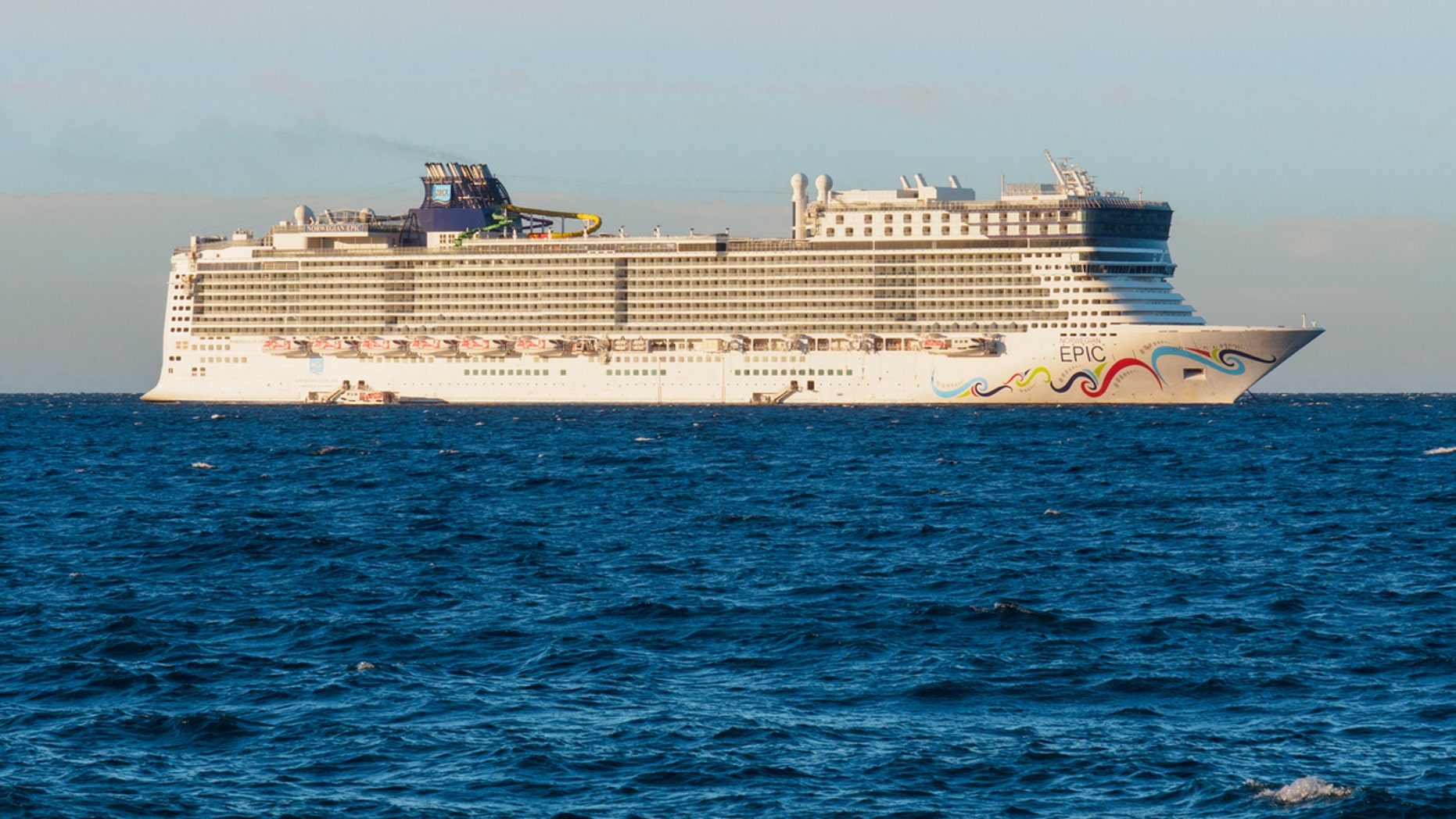 Several passengers aboard the Norwegian Epic were caught with drugs.