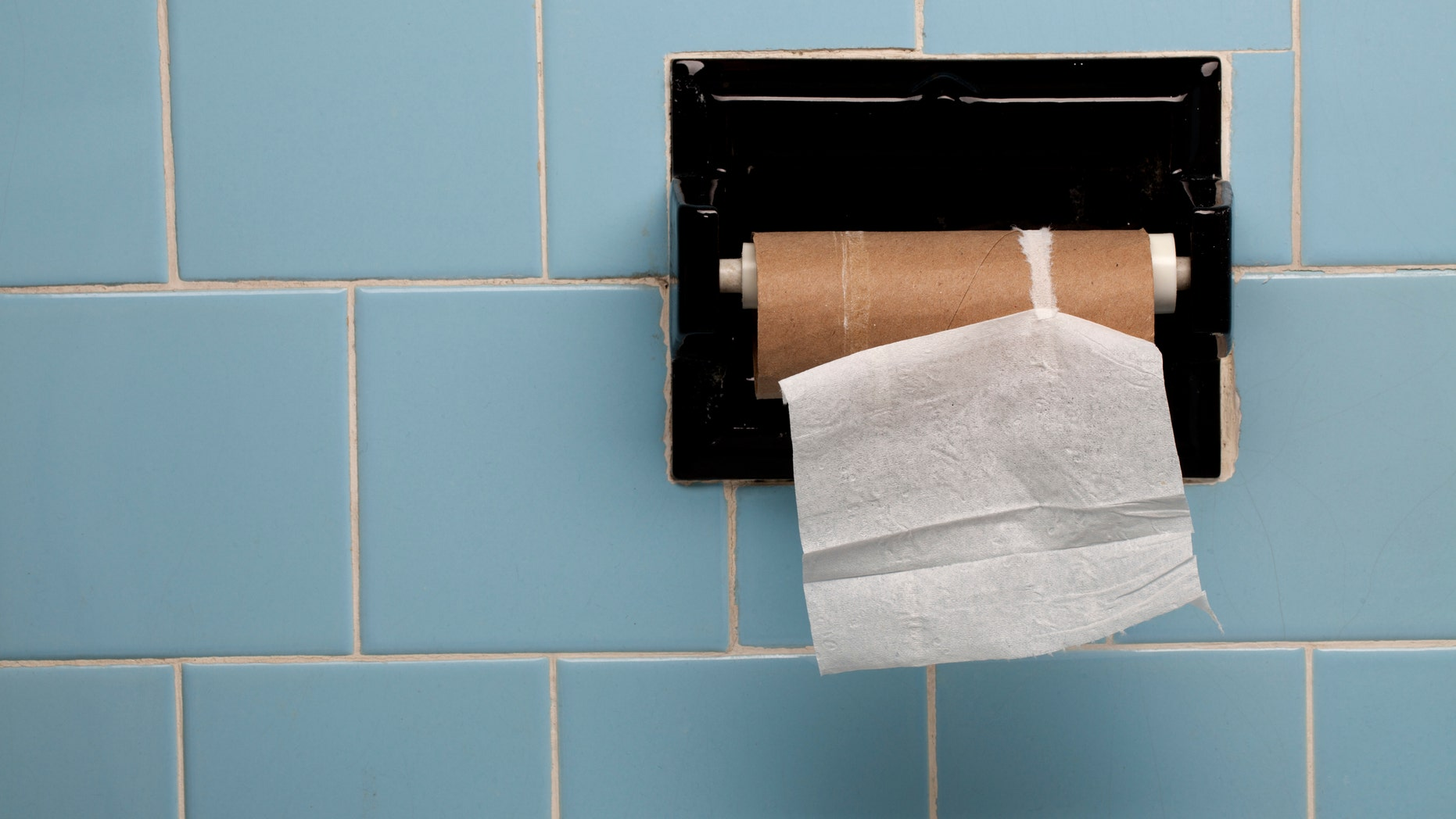 It can be good news for anyone who is afraid of running out of toilet paper.