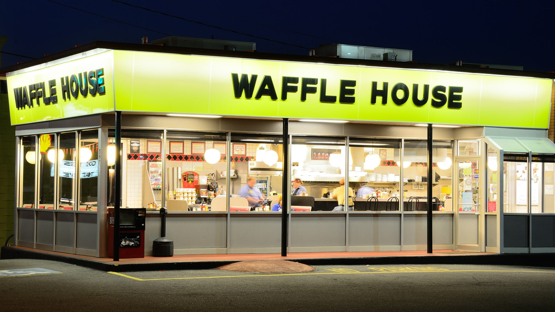 Waffle House investigating employees after video was shared showing a customer being mistreated.