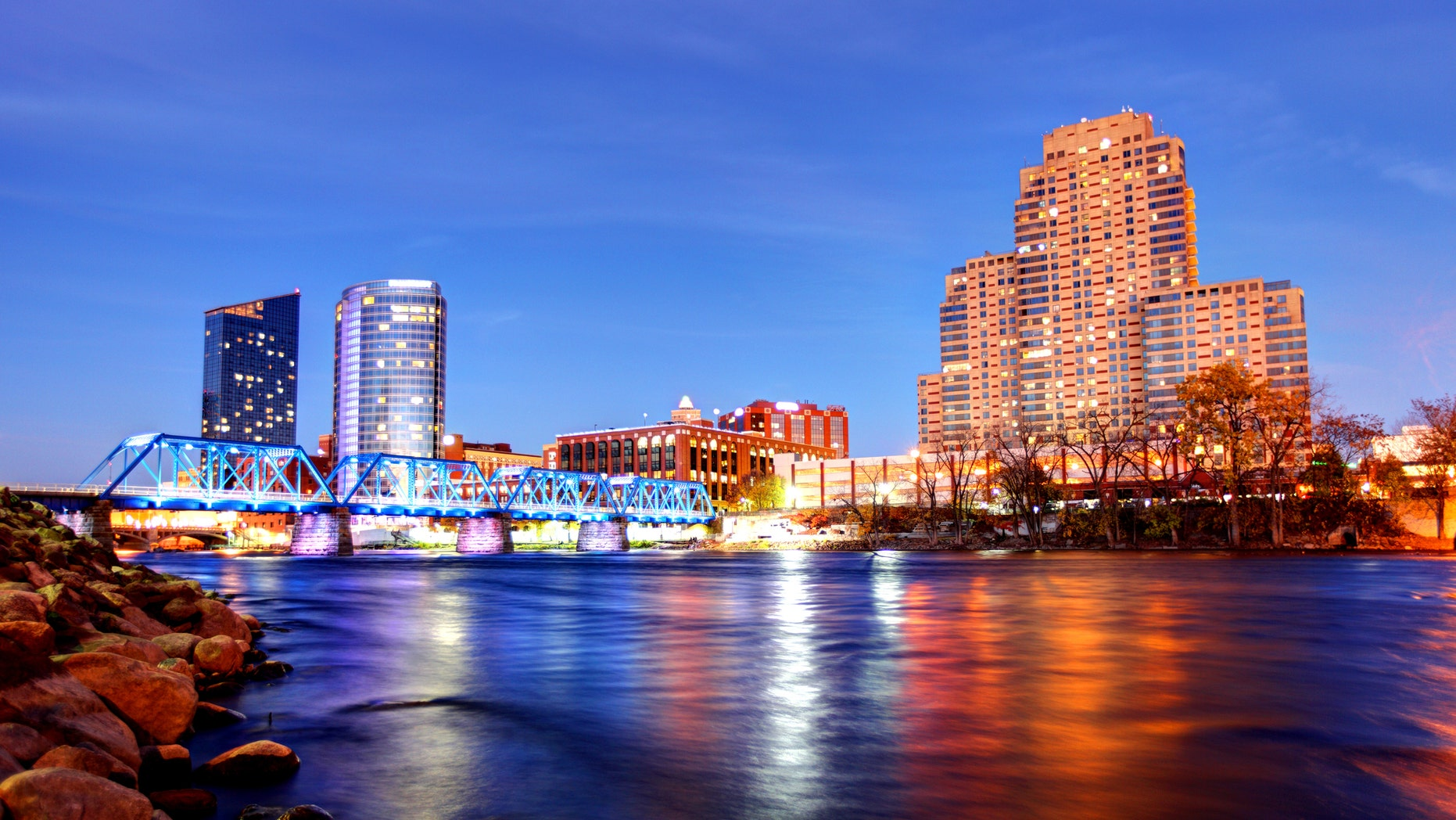 Cities such as Grand Rapids, Mich., report strengthening economies and affordable housing.