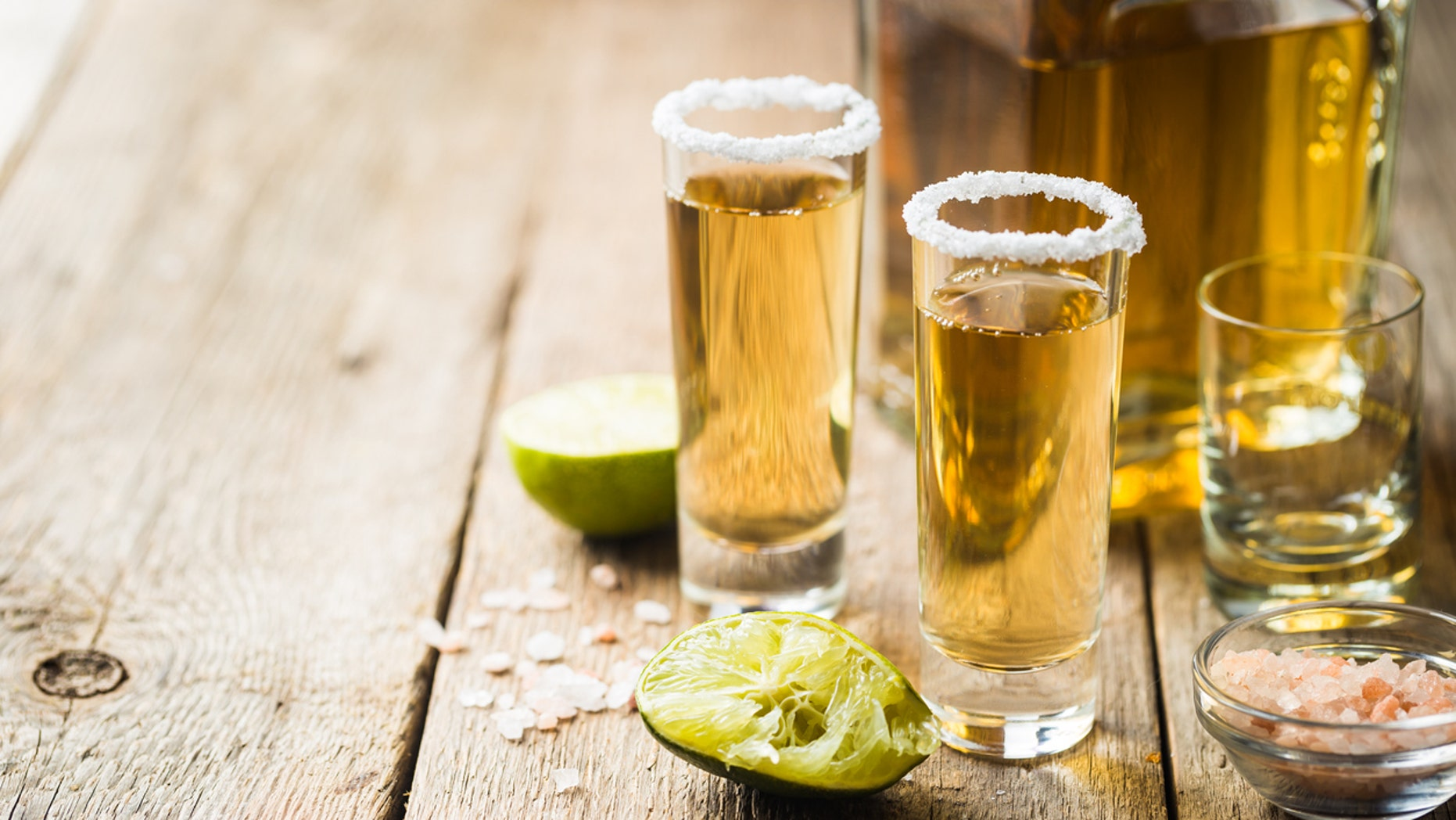 The study is from 2014, but the idea of tequila as a secret for weight loss has recently been making the rounds again.
