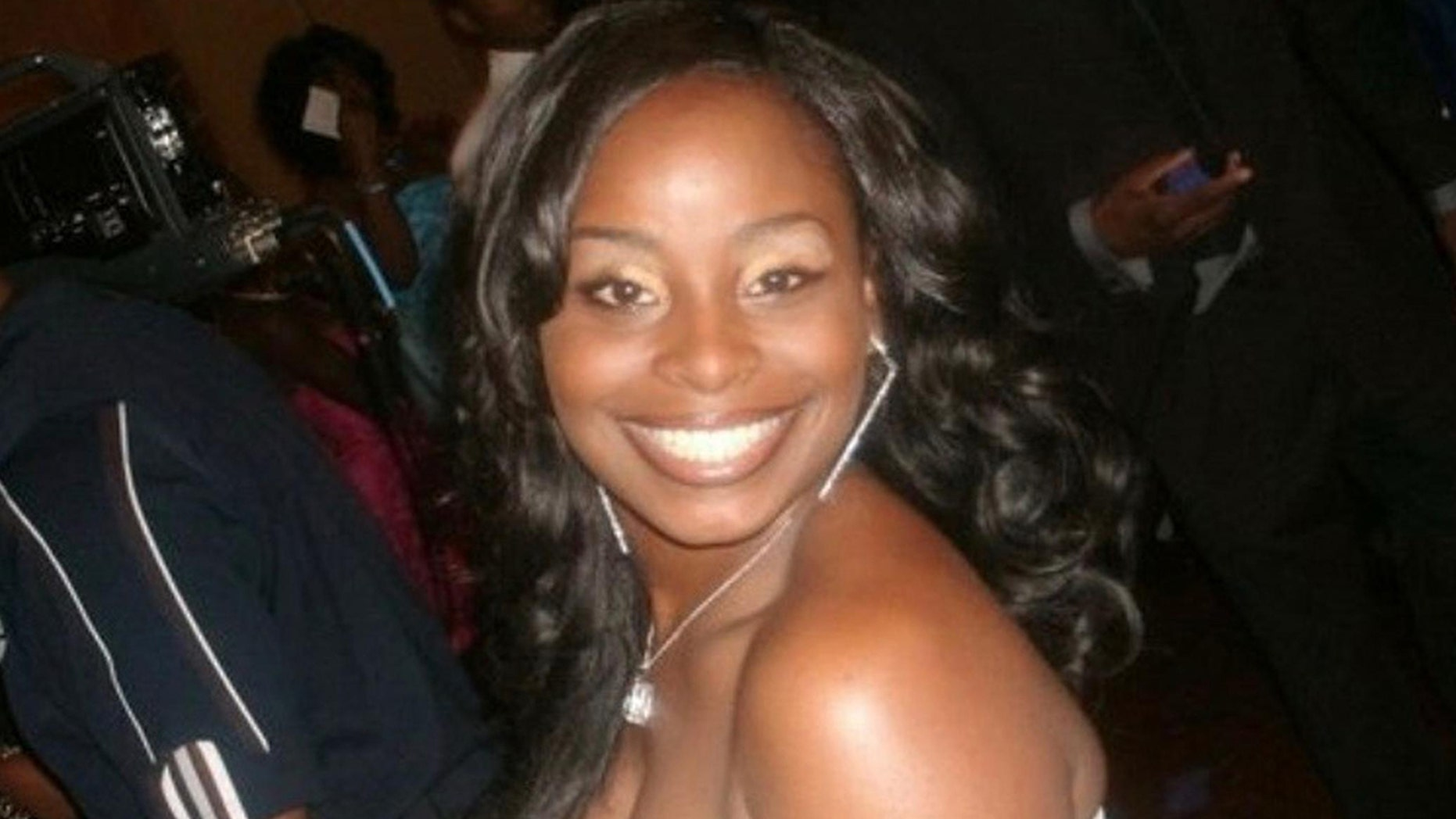 The family of Kalil McCoy, pictured, was awarded almost $500 million in the wrongful death lawsuit of the 20-year-old.