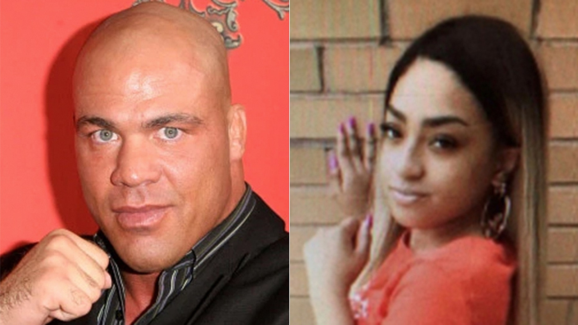 Kurt Angle's niece was found safe early Thursday after she was allegedly kidnapped by her ex-boyfriend.