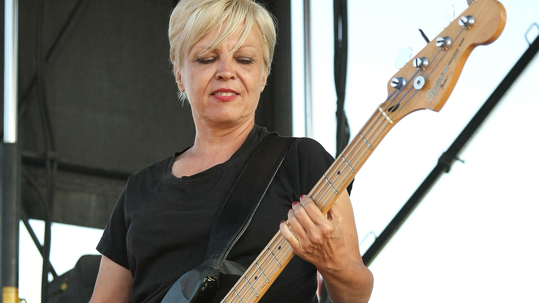 Germs bassist Lorna Doom has died