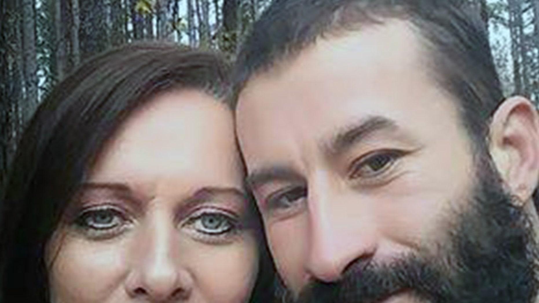 Melissa Meeks Rhodes and Steven Rhodes