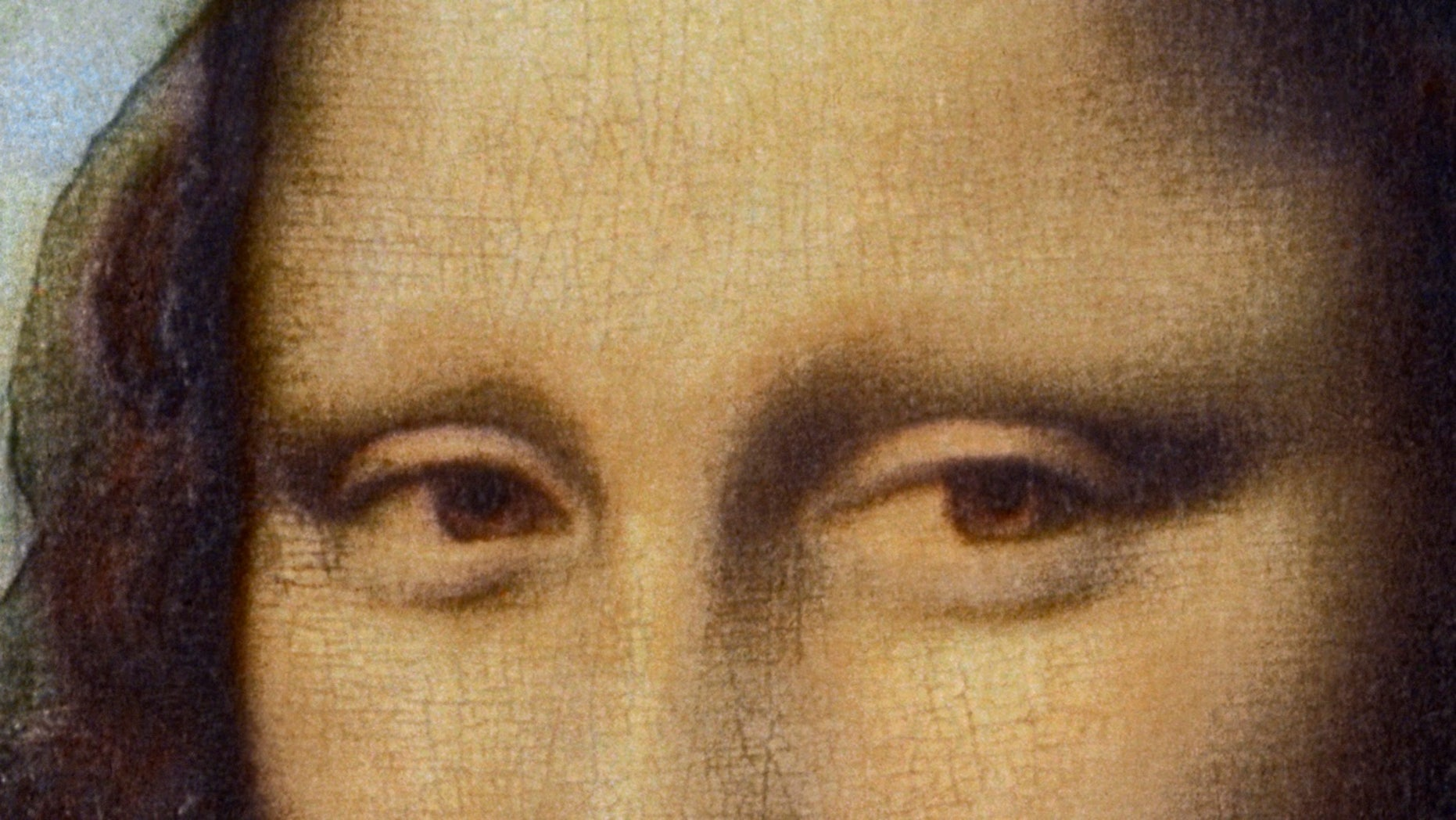 """Her gaze is not following you, scientists find, making the """"Mona Lisa effect"""" a misnomer."""
