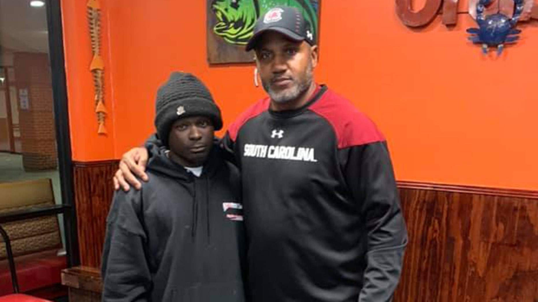 One empathetic restaurant owner in South Carolina chose to not press charges against a thief who broke into the business in order to feed his family.