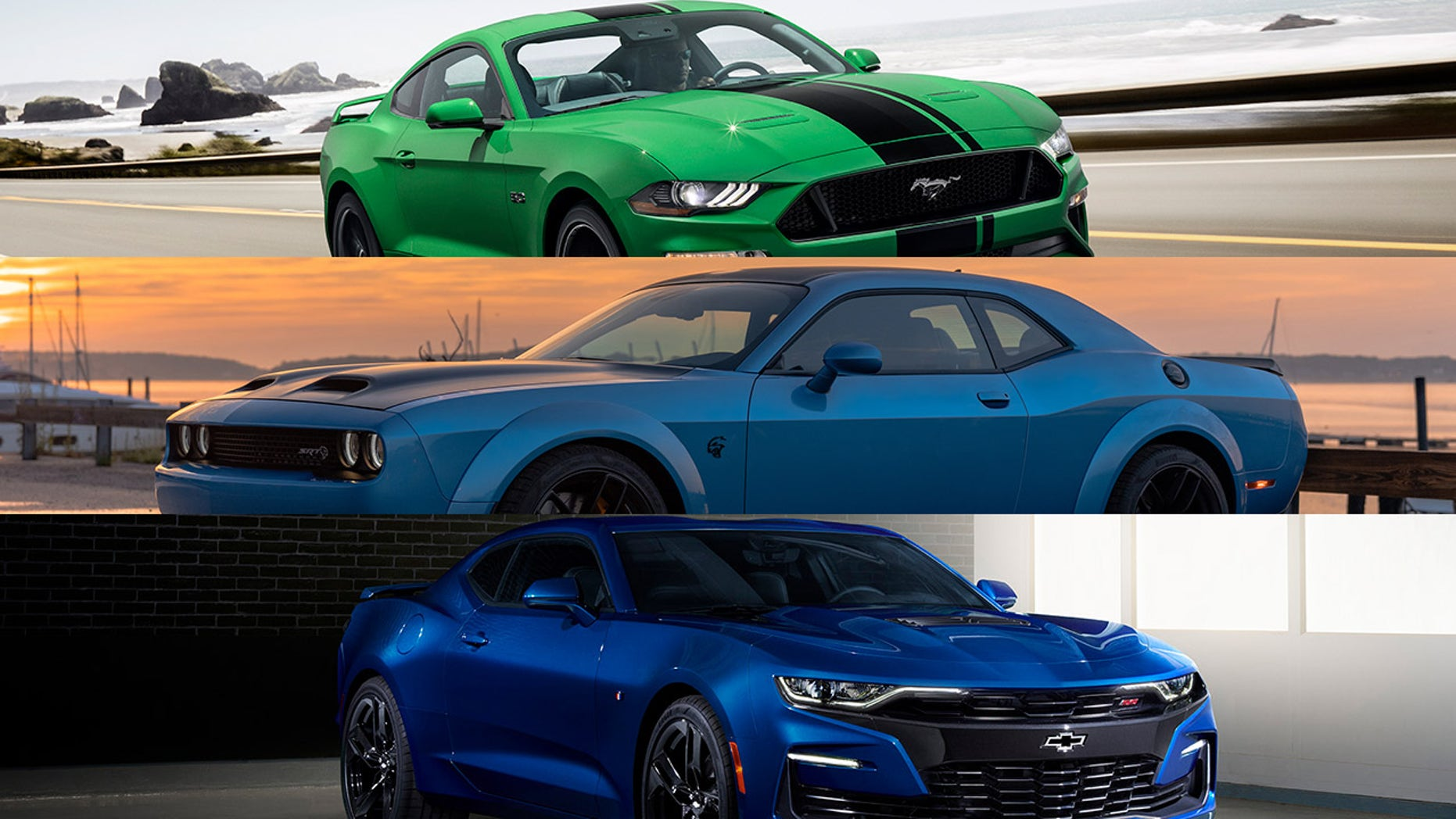 this vehicle was the best-selling muscle car in 2018 | fox news