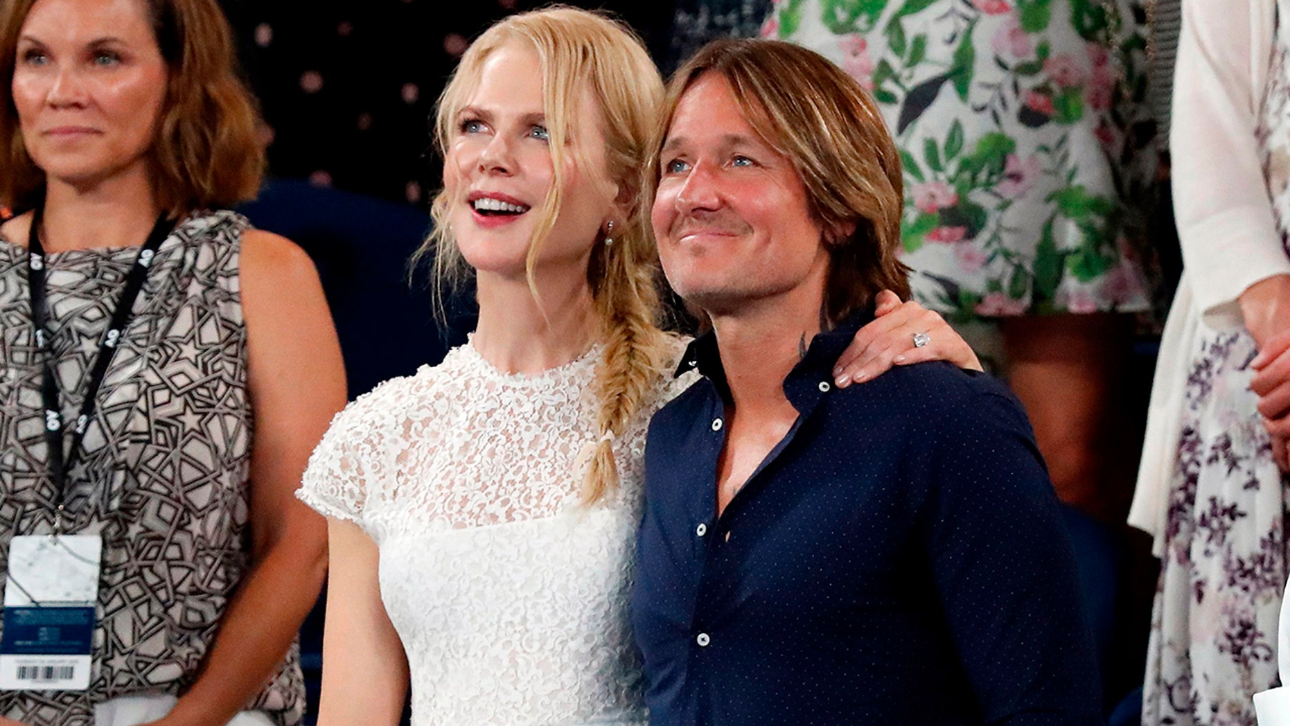 Nicole Kidman and Keith Urban visited an Australia children's hospital to spend time with sick patients.