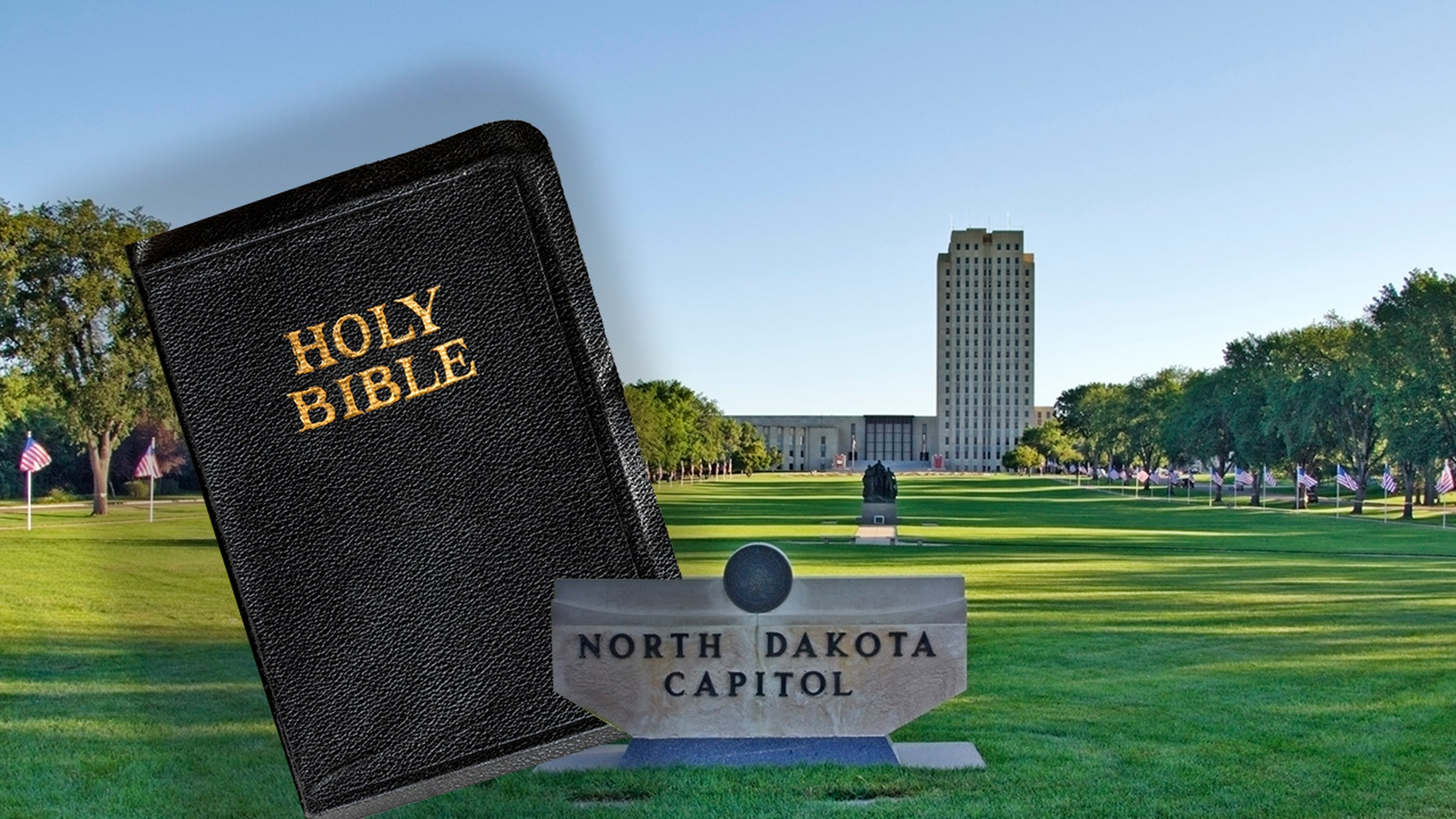 North Dakota is considering a bill to allow public school to offer an elective Bible class.