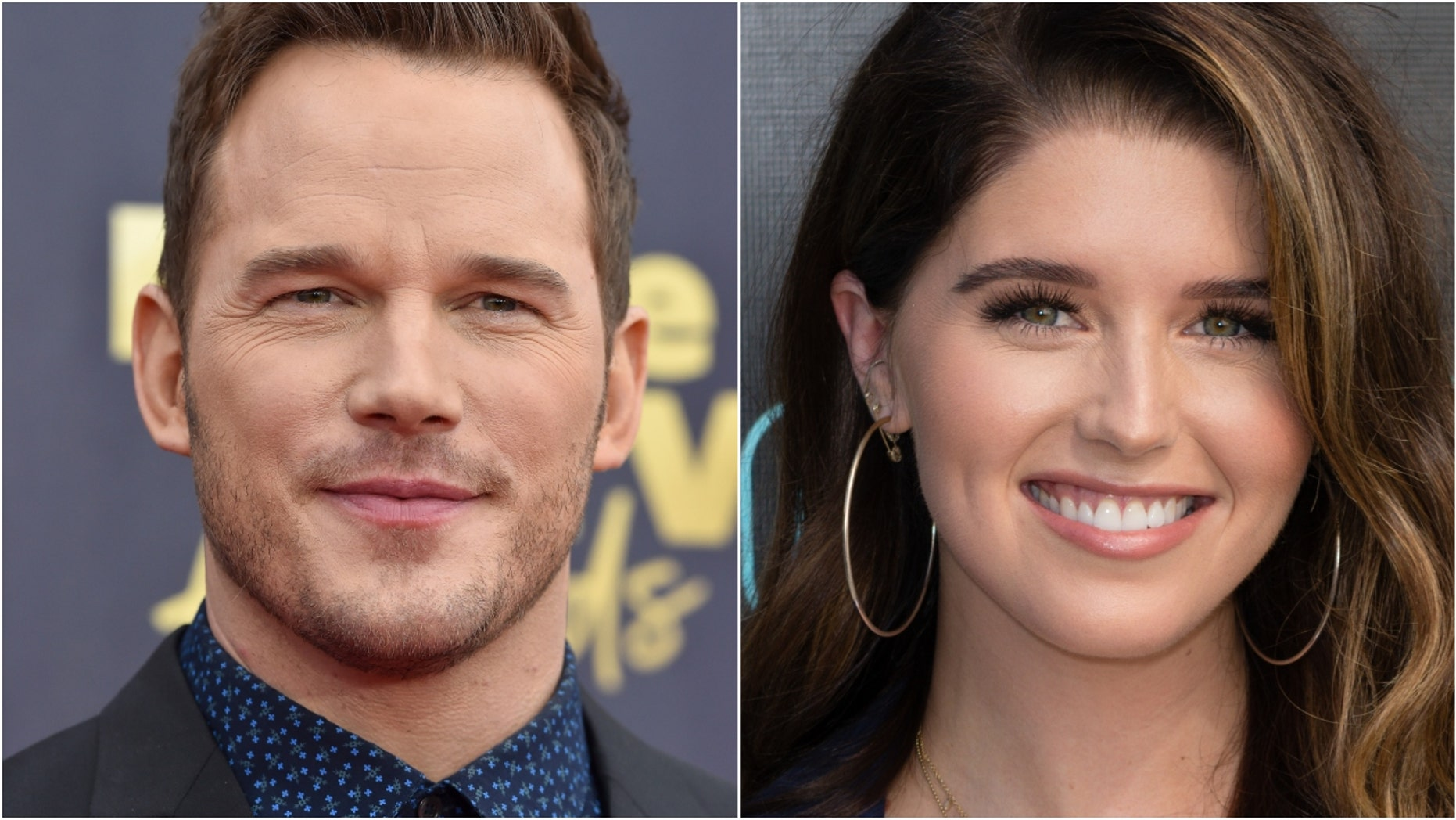 Chris Pratt engaged to Katherine Schwarzenegger: 'I'm thrilled to be marrying you'