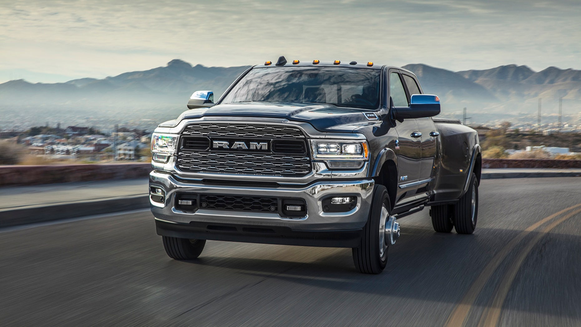 Heavy-duty 2019 Ram 2500, 3500 pickup trucks unveiled at Detroit auto show