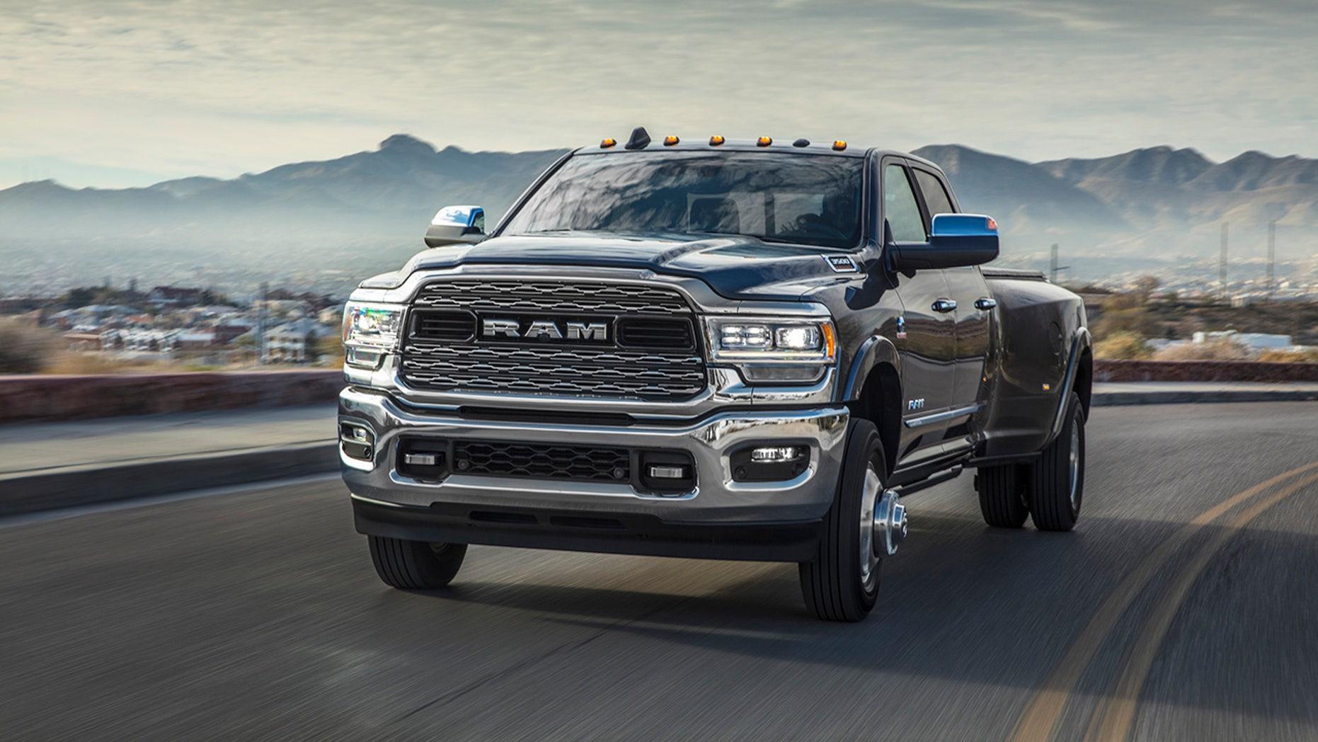 The 2019 Ram Heavy Duty pickup is a monstrous truck   Fox News