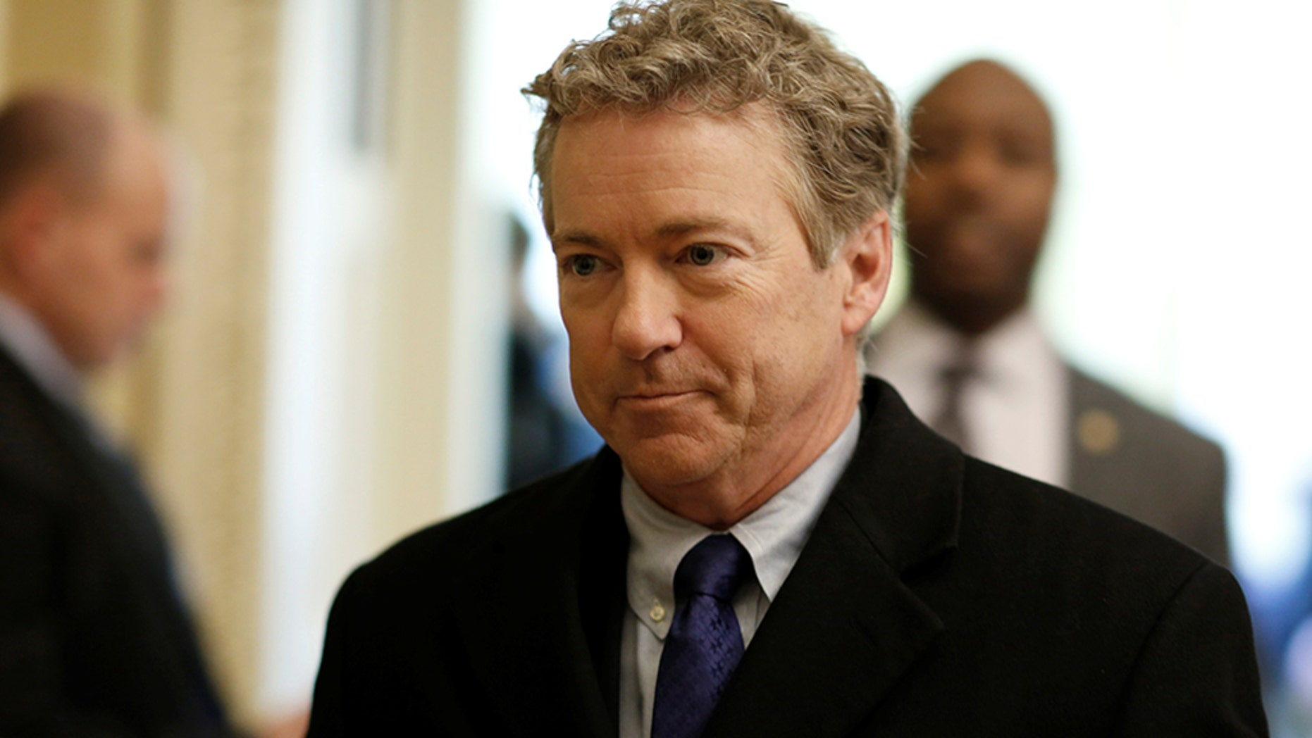 Senator Rand Paul wins damages after neighbour attack