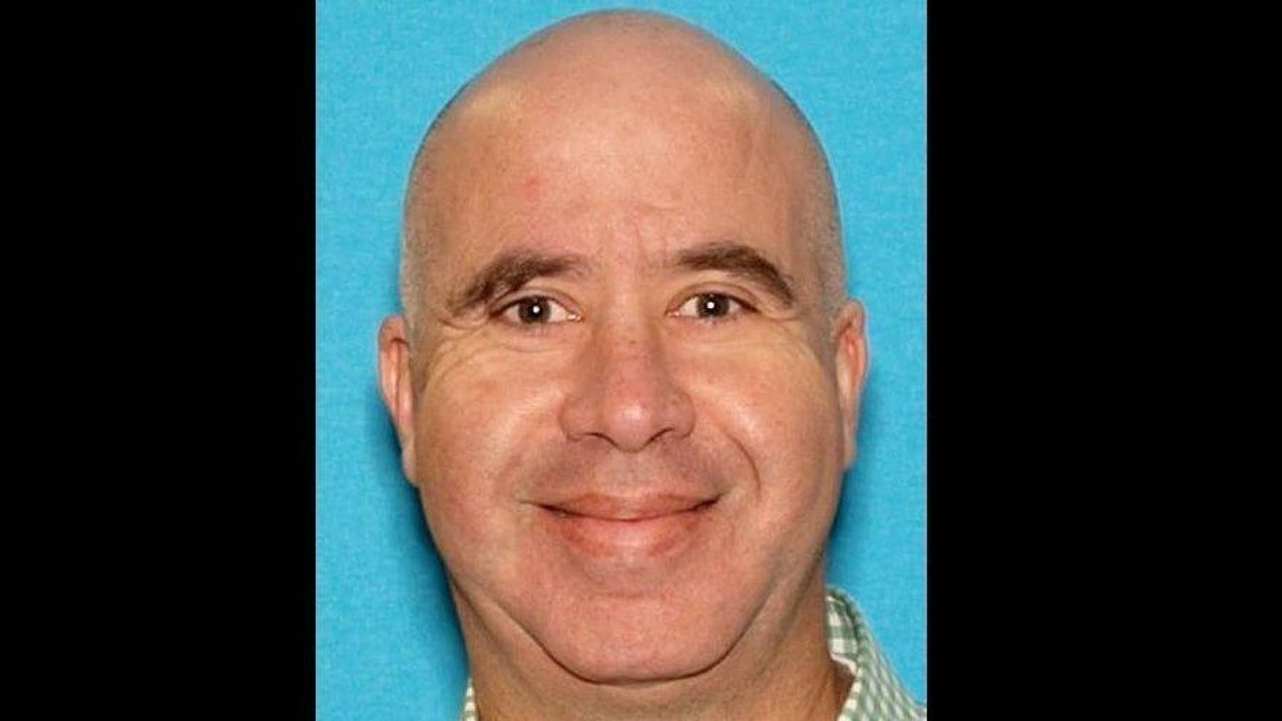 Thomas Mark Castiglia was considered an experienced hiker. San Diego County Sheriff's Department