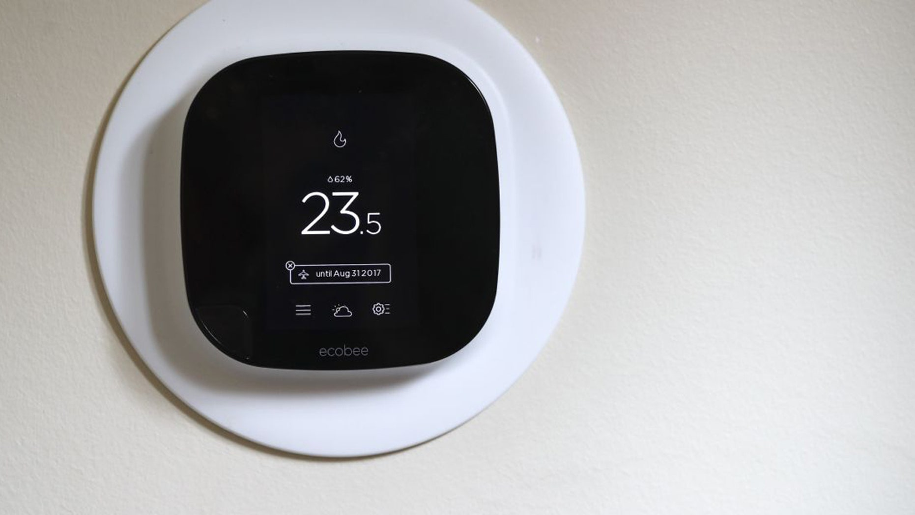 Amazon joined a $61 million funding round into smart thermostat maker ecobee Inc. last March.