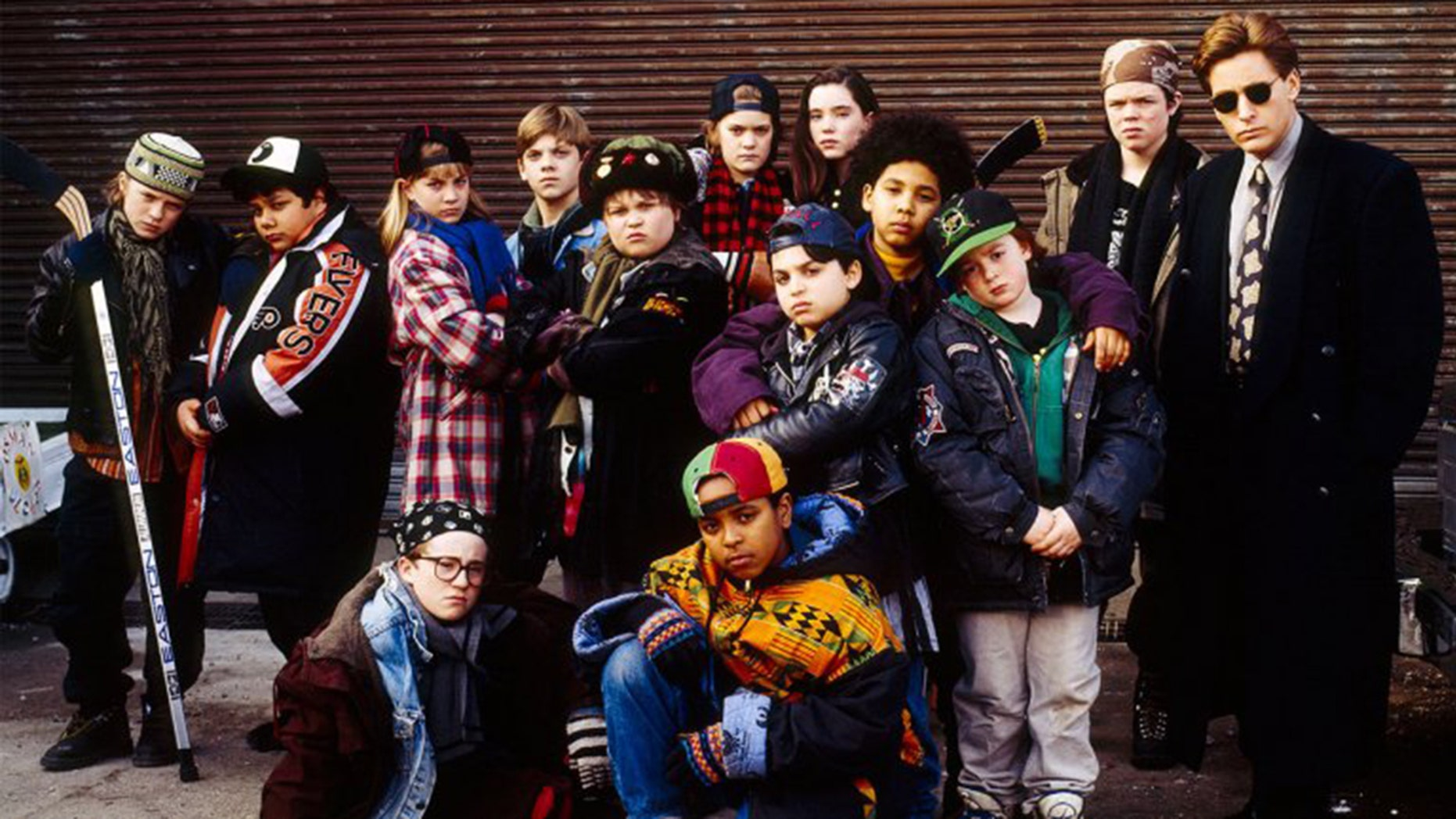 """The Mighty Ducks"" was released in 1992."