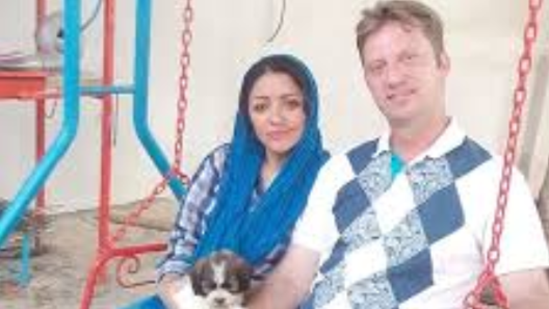 American Navy veteran Michael R. White 46 was detained in Iran after visiting his Iranian girlfriend whose identity remains unknown his mother said