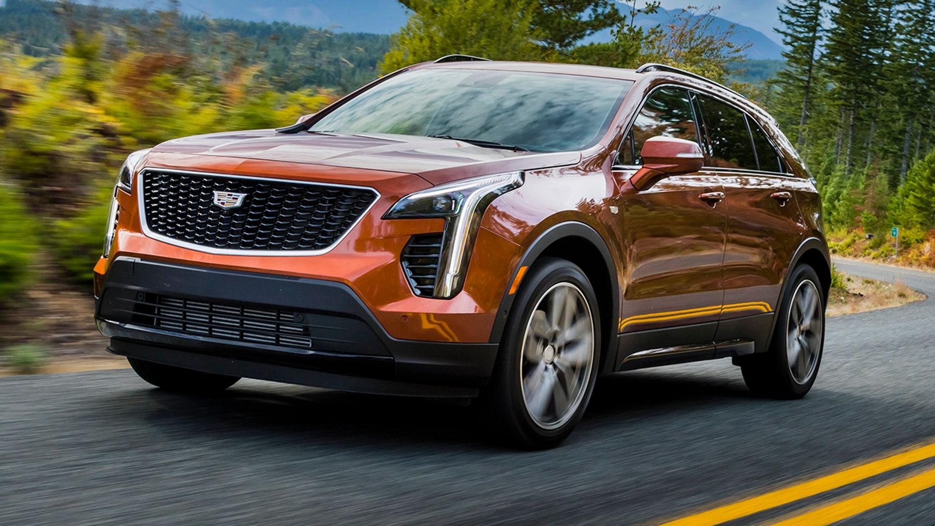 2019 Cadillac Xt4 Test Drive A Little Late Suv Fox News