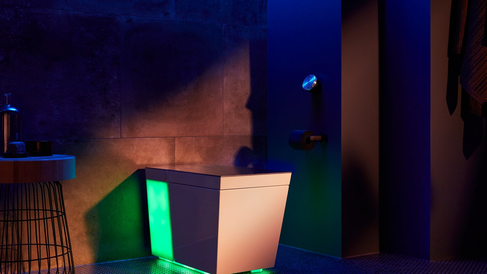 Kohler unveiled a $7,000 toilet called the Numi 2.0 at CES in Las Vegas this week.