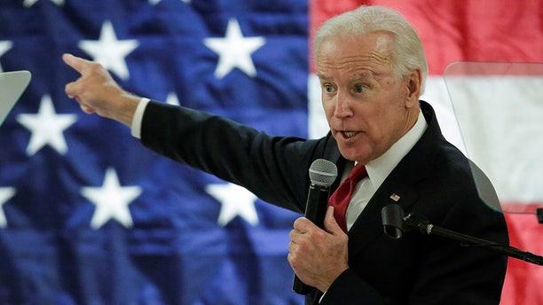Former Vice President of the U.S. Joe Biden speaks during a political rally in Newark, New Jersey, U.S., October 12, 2017. REUTERS/Eduardo Munoz - RC1D37E63DA0