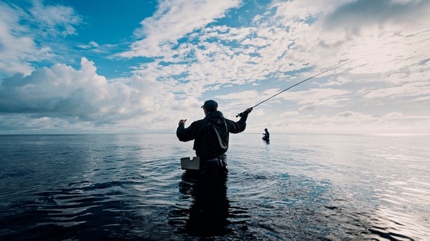 """""""""""Going fishing outdoors increases your vitamin D, which helps regulate the amount of calcium and phosphate in your body, keeping your bones and teeth healthy. It boosts your immune system and has been linked to fighting depression."""""""