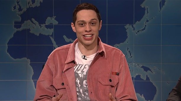 "Pete Davidson on ""Saturday Night Live."" (NBC)"