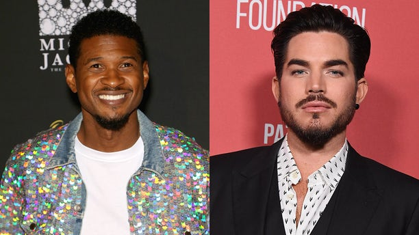 The Los Angeles police have made an arrest in the burglaries of homes in the Hollywood Hills, including those of stars Usher and Adam Lambert, The Associated Press reports.