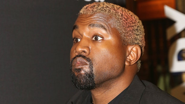 Kanye West's new contract makes it difficult for him to ever retire.