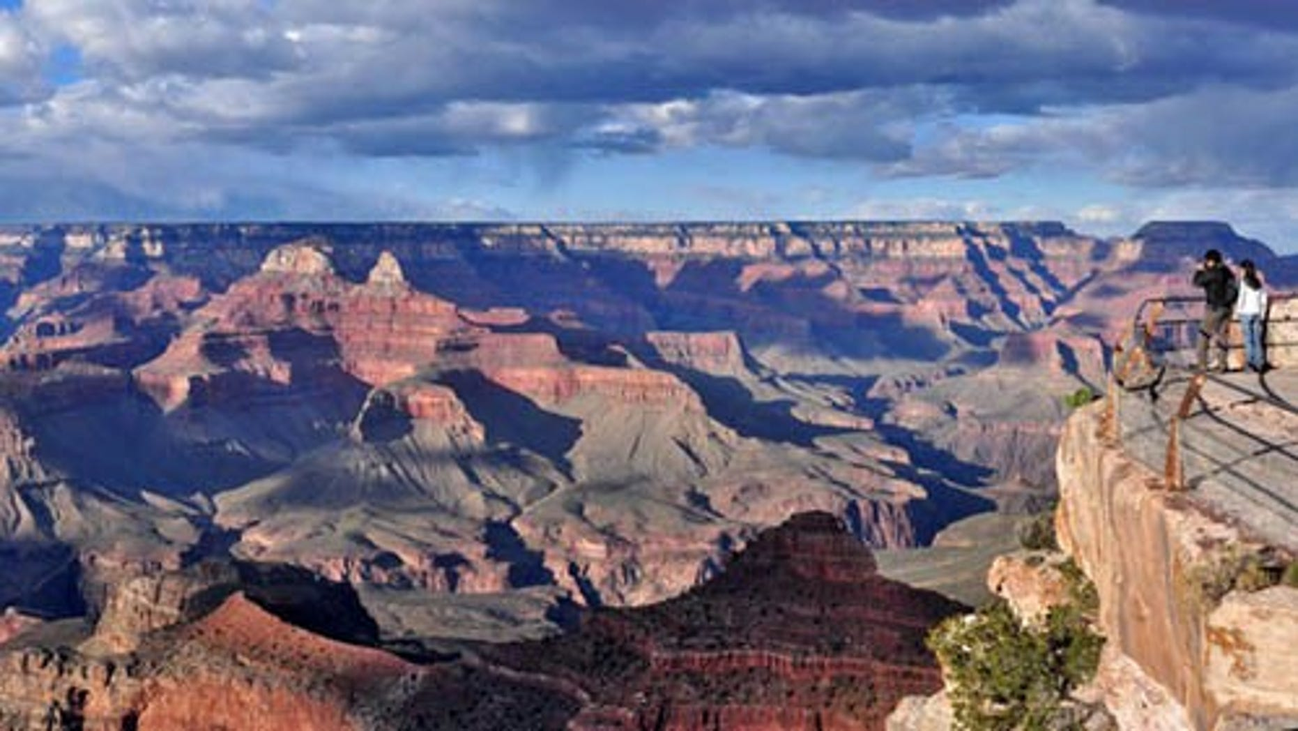 Grand Canyon tourists exposed to radiation in museum