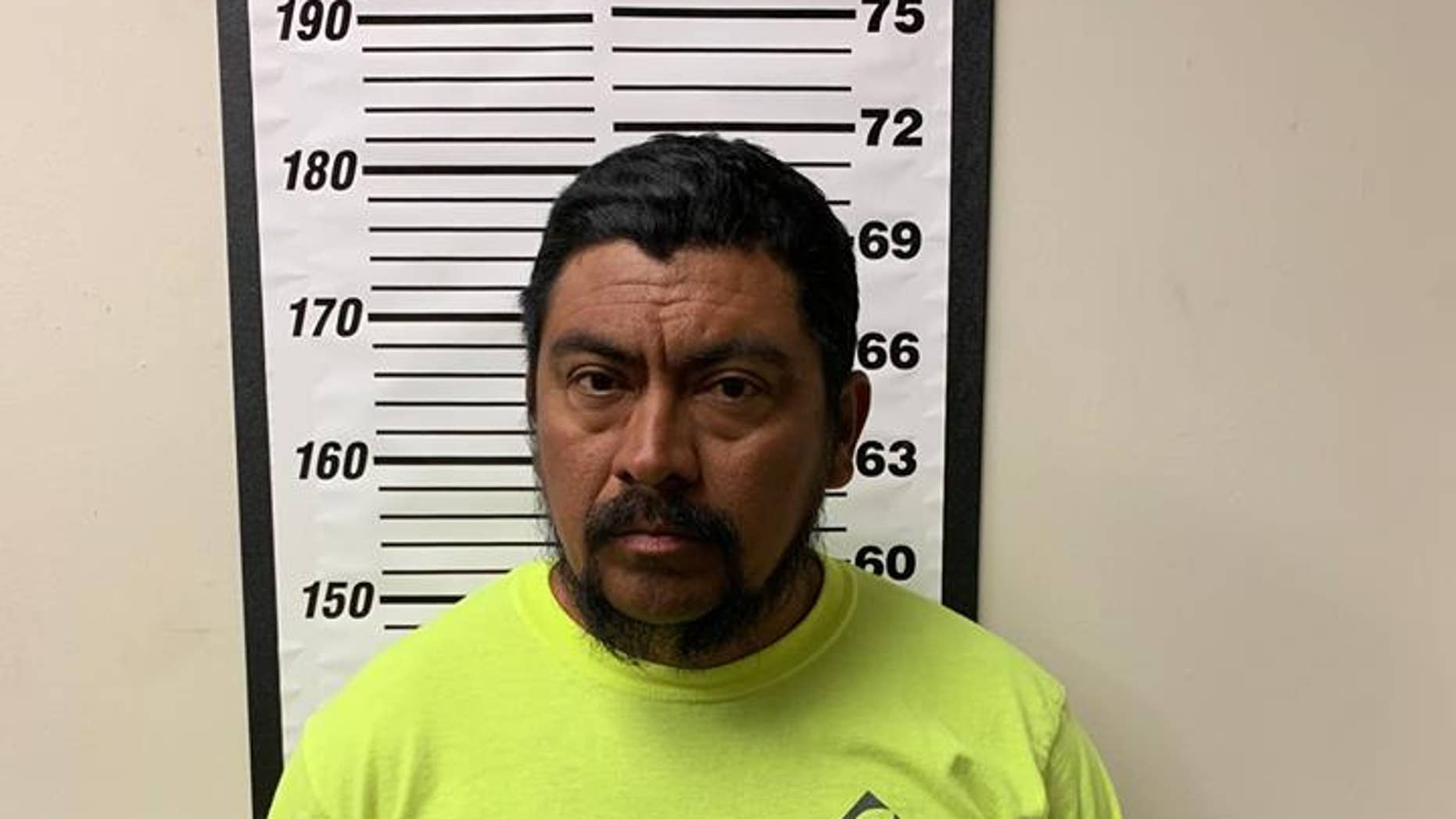 Marvin Yovani Mejia Ramos, 50, was reportedly deported in 2013 and 2015.