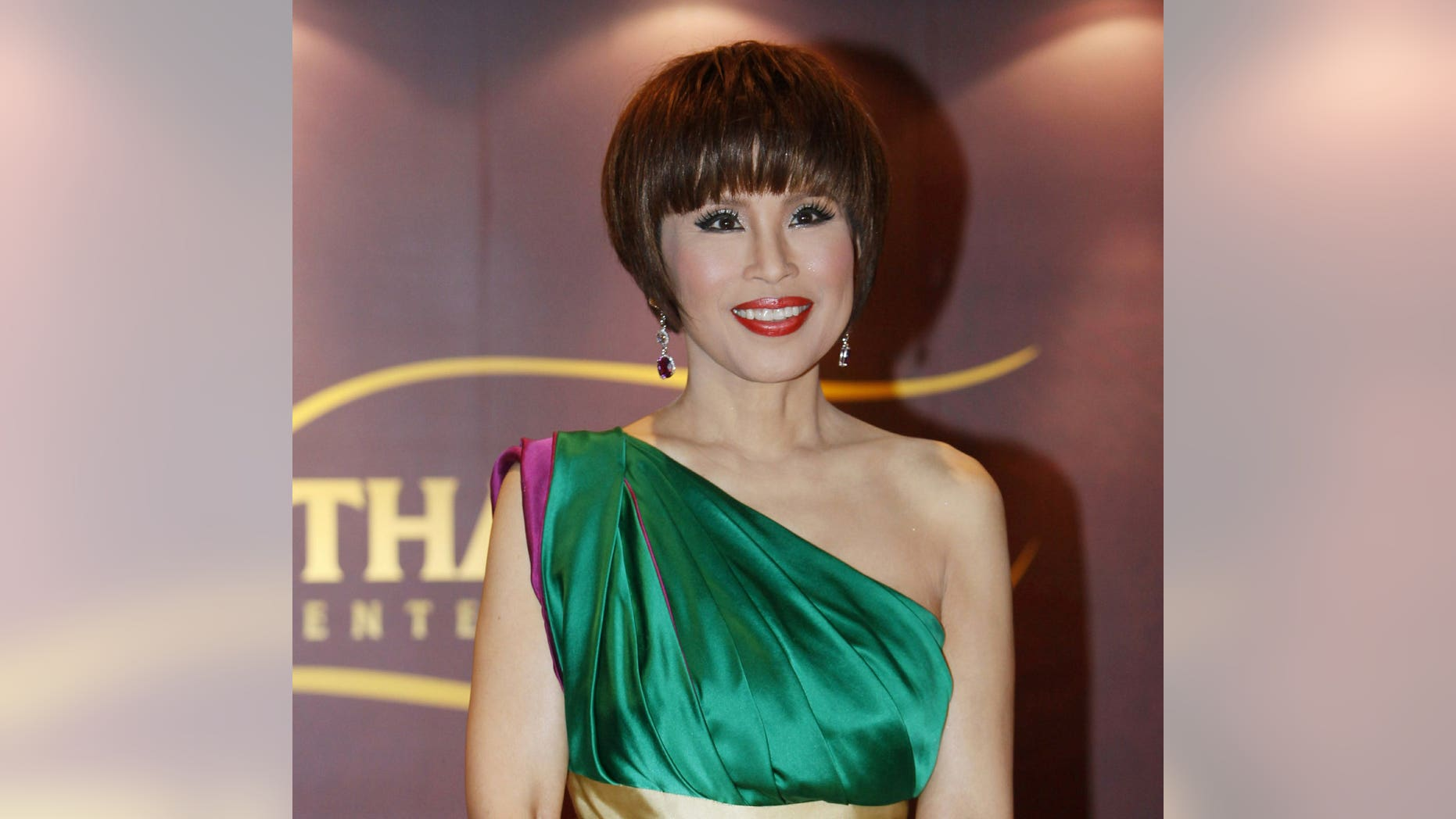 In this March 24, 2010, file photo, Thai Princess Ubolratana attends the Thai Gala Night in Hong Kong. Thai Raksa Chart party selected Friday, Feb. 8, 2019, the princess as its nominee to serve as the next prime minister, upending tradition that the royal palace plays no public role in politics and upsetting all predictions about what may happen in the March election.